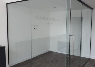 FABRICA Sales & Marketing Suite - meeting room