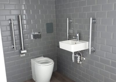 FABRICA Sales & Marketing Suite - toilet