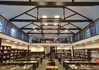 Westcliff High School for Boys - Main Library Image One