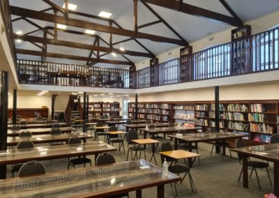 Westcliff High School for Boys - Main Library Image Two