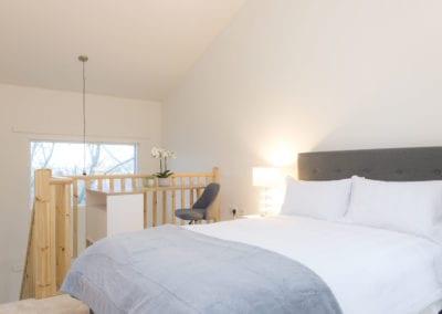 Hope Rise - Bedroom stairwell