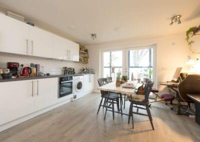 Hope Rise - large property - kitchen