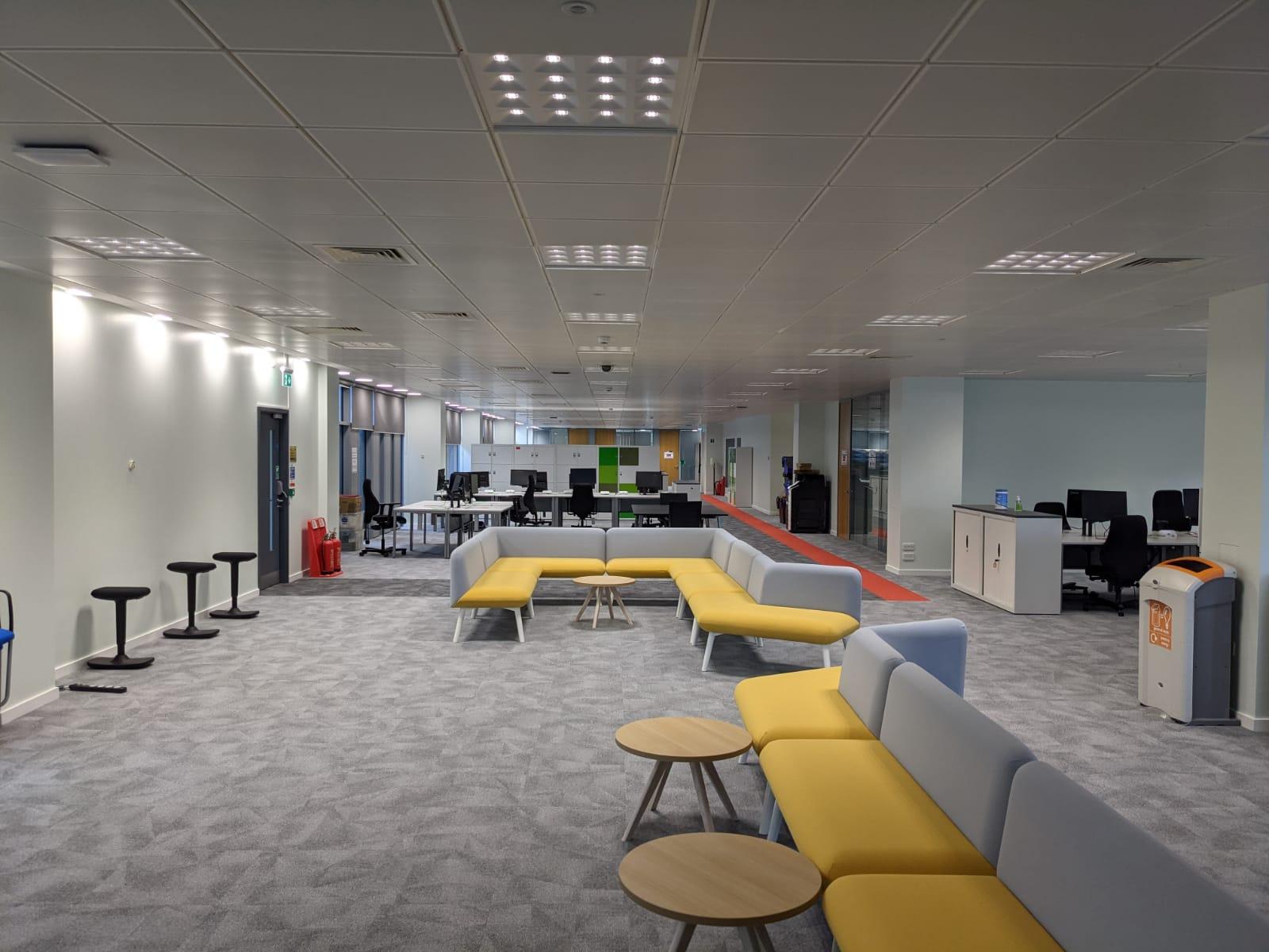 Sussex Office Space Landscape