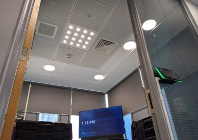Sussex Office - Ceiling Lighting